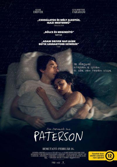Paterson – Plakát
