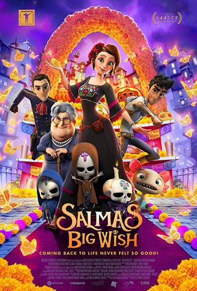 Salma's Big Wish – Plakát