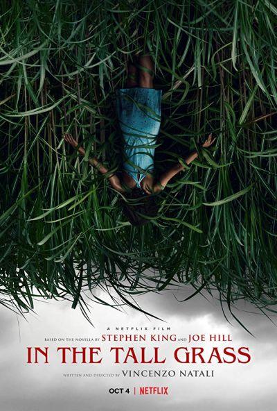 A magas fűben – Plakát