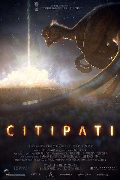Citipati – Plakát
