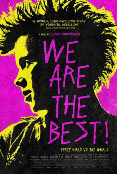 Mi vagyunk a legjobbak! – Plakát