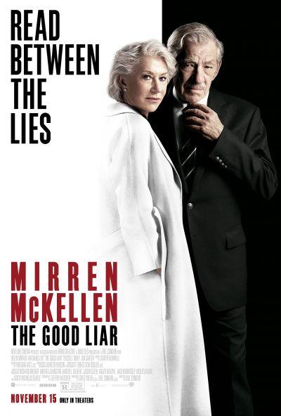 A hazugság művészete – Plakát