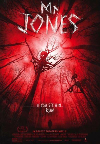 Mr. Jones – Plakát