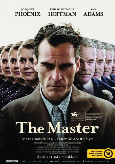 The Master – Plakát