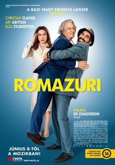 Romazuri – Plakát