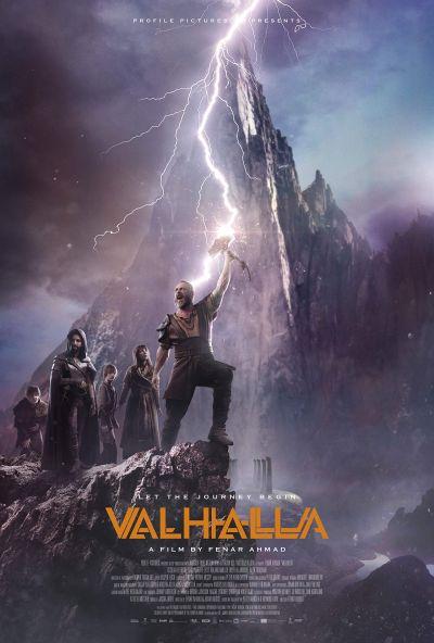 Valhalla – Plakát