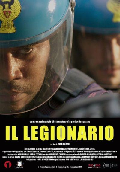 A légionárius – Plakát
