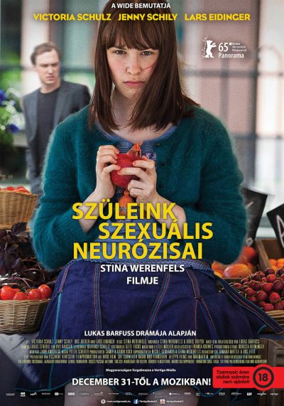Szüleink szexuális neurózisai – Plakát