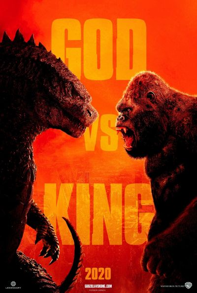 Godzilla vs. Kong – Plakát