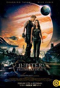 Jupiter felemelkedése – Plakát
