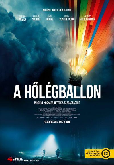 A hőlégballon – Plakát