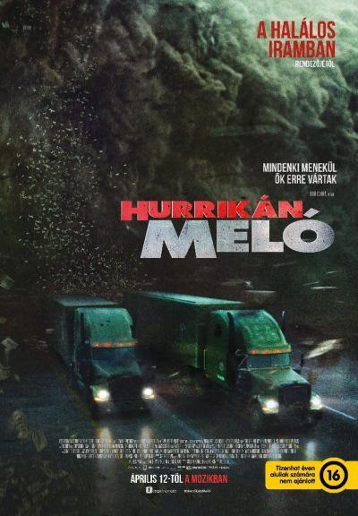 Hurrikán meló – Plakát