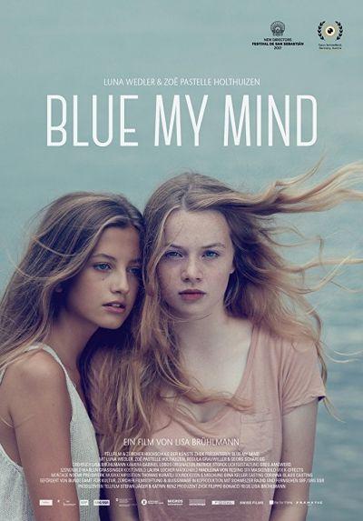 Kékről álmodom – Plakát