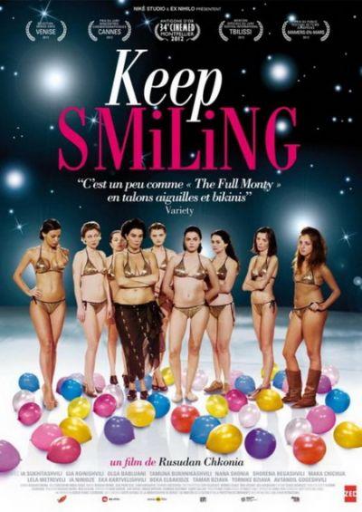 Tessék mosolyogni! – Plakát