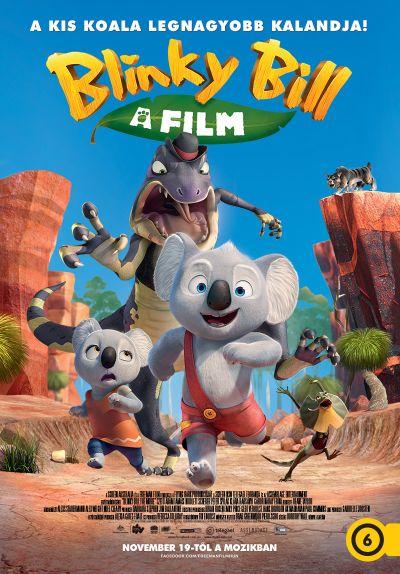 Blinky Bill - A film – Plakát