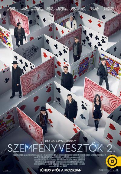 Szemfényvesztők 2 – Plakát
