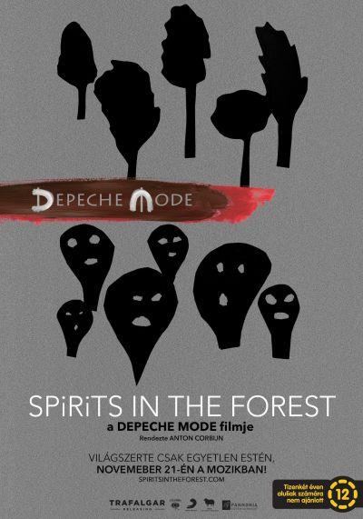 Depeche Mode: Spirits in the Forest – Plakát