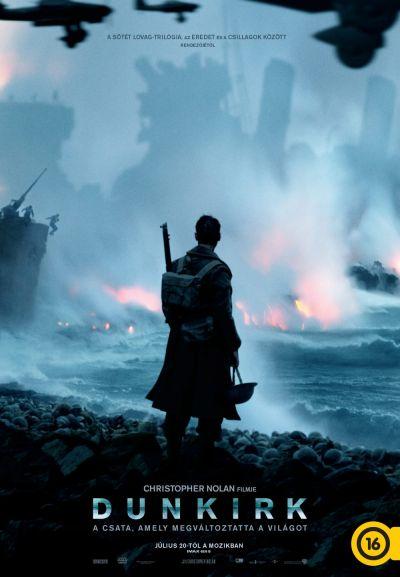 Dunkirk – Plakát