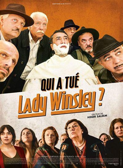 Ki ölte meg Lady Winsley-t? – Plakát