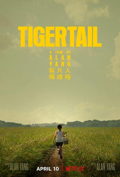 Tigertail – A mi történetünk – Plakát