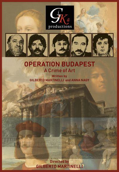 A Budapest-művelet – Plakát