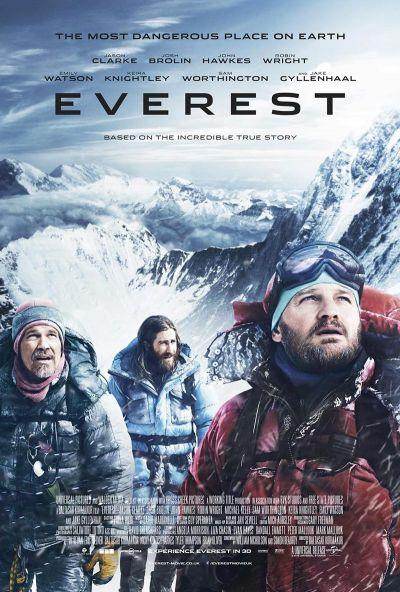 Everest – Plakát