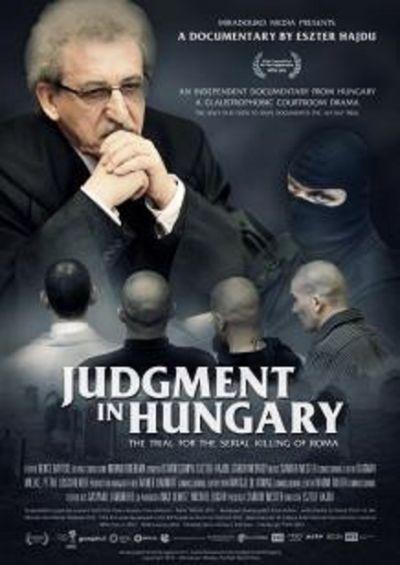 Ítélet Magyarországon – Plakát