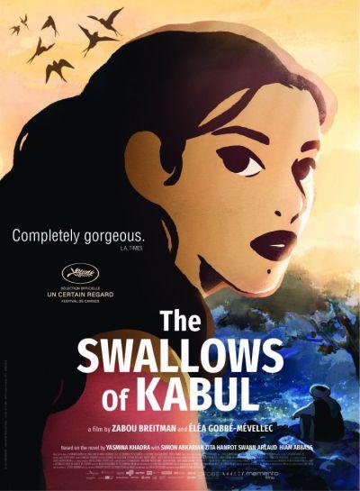 Kabul fecskéi – Plakát
