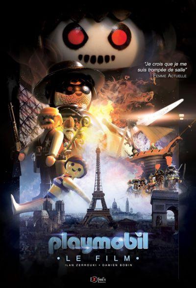 Playmobil: The Movie – Plakát