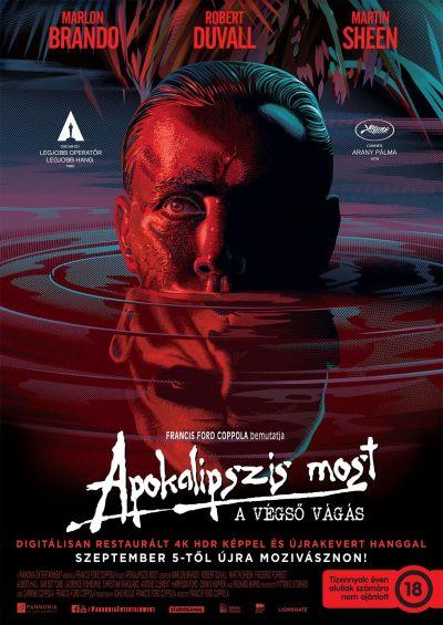 Apokalipszis most - A végső vágás – Plakát