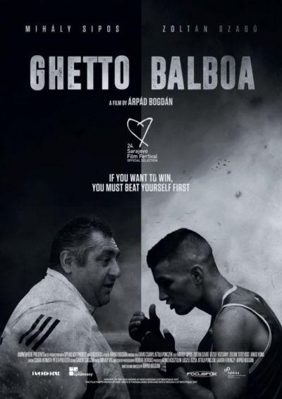 Gettó Balboa – Plakát