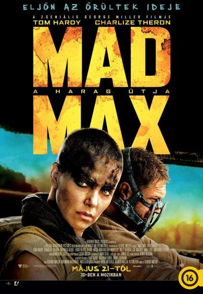 Mad Max - A harag útja – Plakát