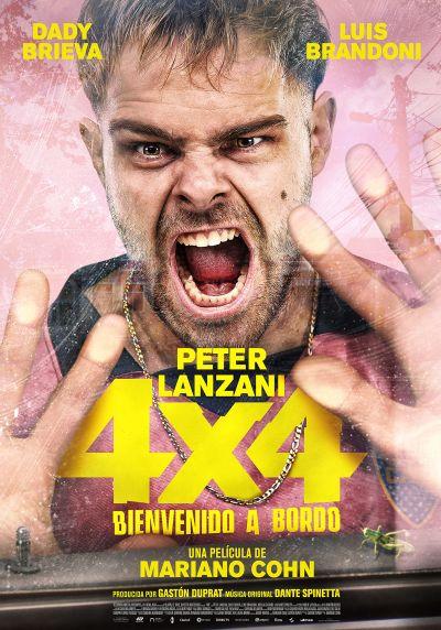 4x4 – Plakát
