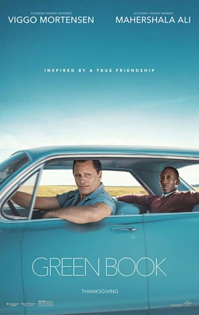 Green Book – Plakát