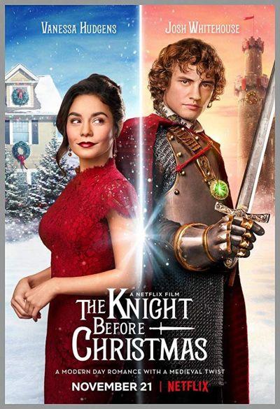 A karácsonyi lovag – Plakát