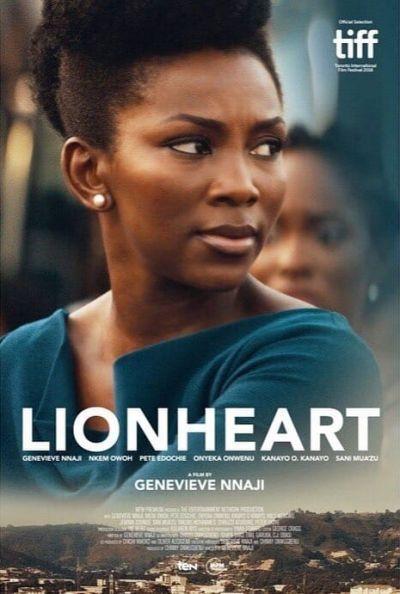 Az oroszlánszívű – Plakát