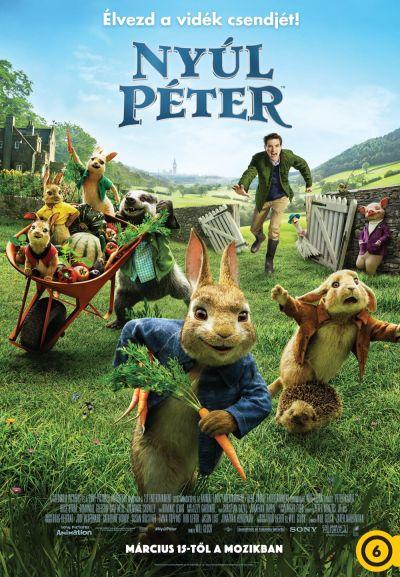 Nyúl Péter – Plakát