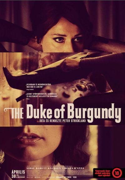 The Duke of Burgundy – Plakát
