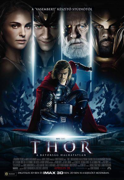 Thor – Plakát
