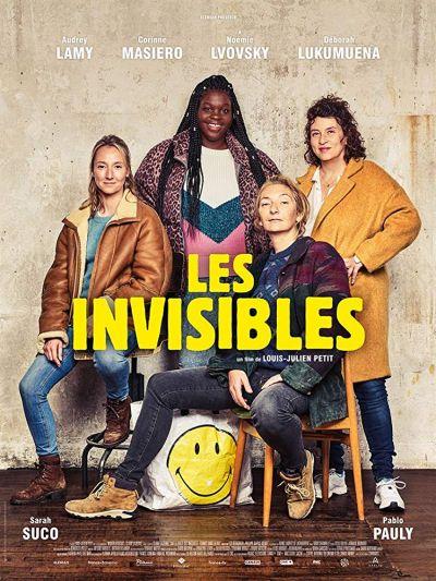 A láthatatlanok – Plakát