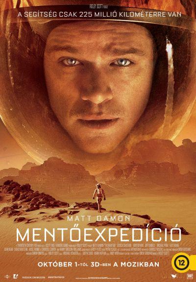 Mentőexpedíció – Plakát