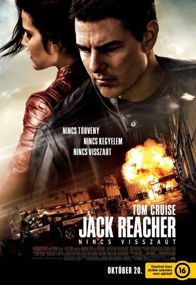 Jack Reacher: Nincs visszaút – Plakát