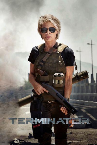 Terminator: Dark Fate – Plakát