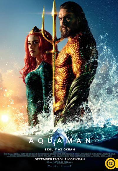 Aquaman – Plakát