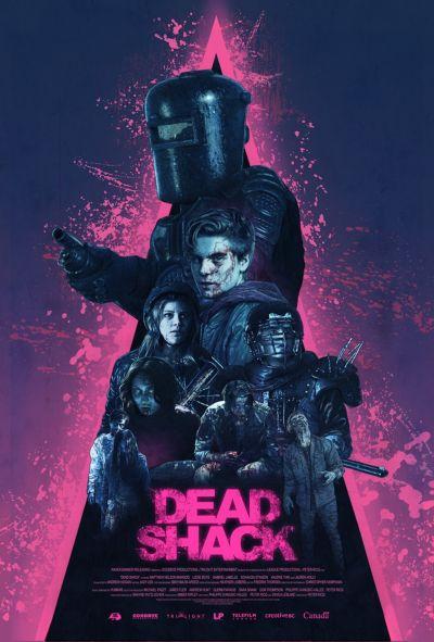 Halálkunyhó – Plakát