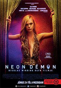 Neon Démon – Plakát