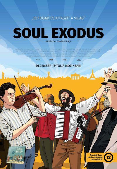 Soul Exodus – Plakát