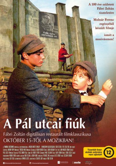 A Pál utcai fiúk – Plakát