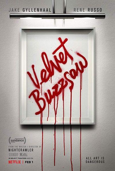 Velvet Buzzsaw – Plakát