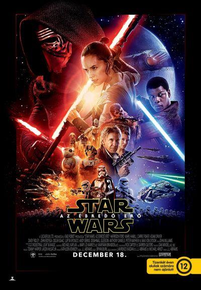 Star Wars: Az ébredő Erő – Plakát
